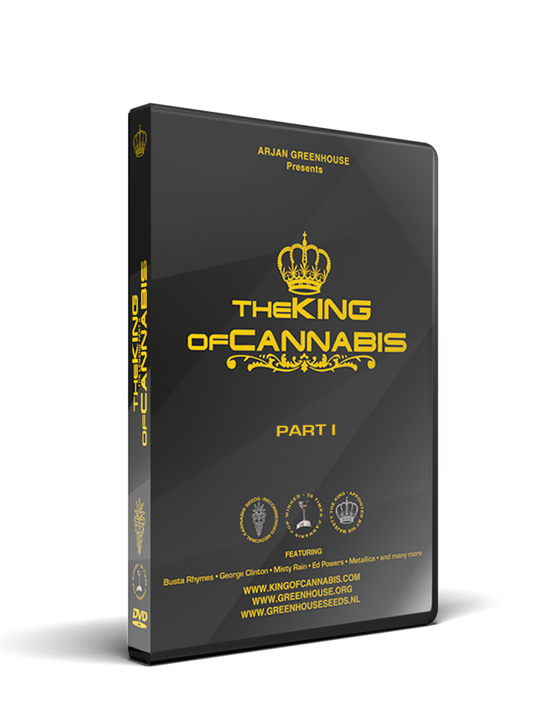 DVD King of Cannabis II