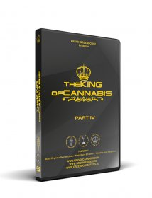 DVD King of Cannabis IV
