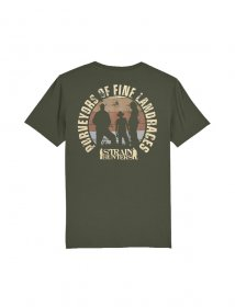 Strainhunters T-shirt Army