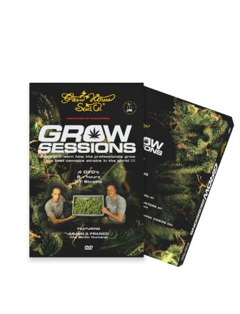 Grow Sessions 4 DVD Book